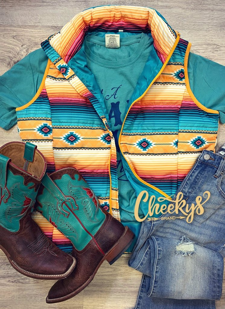 Cheekys Vest Several Colors To Choose From
