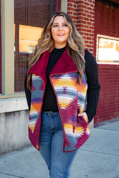 L&B Wool Vest Several Colors to Choose from