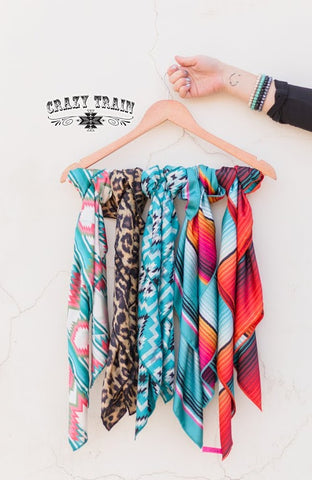Crazy Train Wild Rags Several To Choose From
