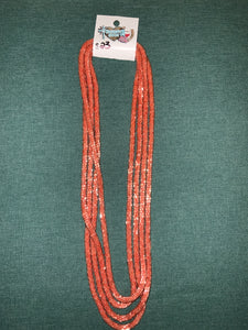 Crazy Train Long beaded Necklace Can be doubled or tripled to get desired length. Several colors to choose from