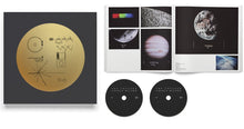 VOYAGER GOLDEN RECORD BOOK/2xCD