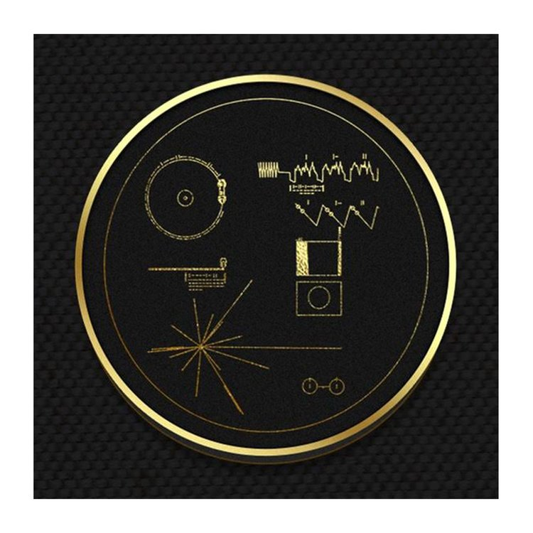 VOYAGER GOLDEN RECORD DIAGRAM PIN
