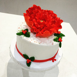 Holiday Cake - Cakes, cookies & cupcakes,  Cake - cupcakes, cakes, cookies, Georgie Porgie Cakes & Gifts - Georgie Porgie Cakes & Gifts