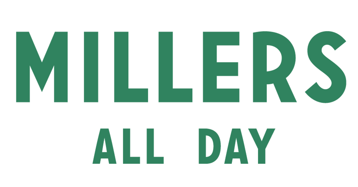 Products | Millers All Day