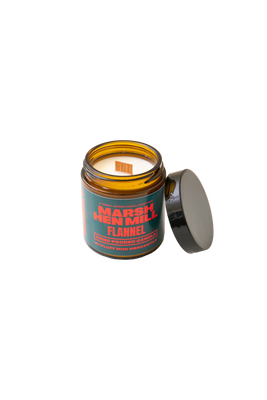 MHM Candle- Flannel