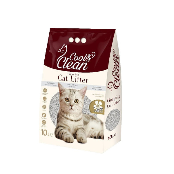 Cool & Clean Ultra Clumping Cat Litter