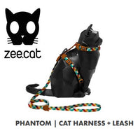 PHANTOM HARNES & LEASH ZEECAT