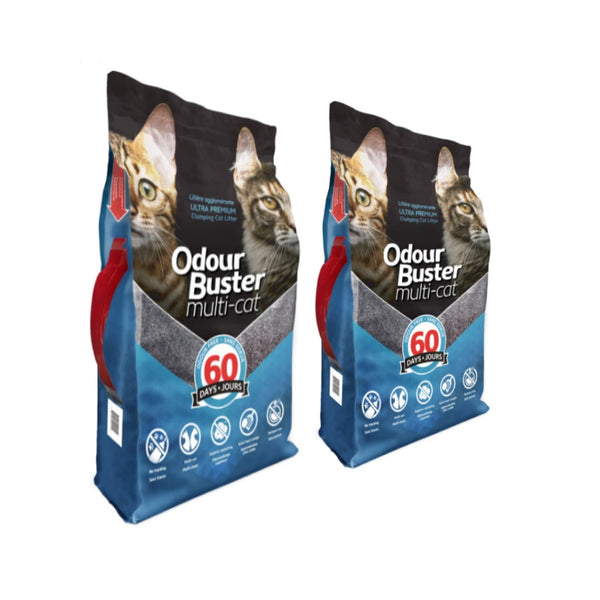 ODOUR BUSTER DUO PACK