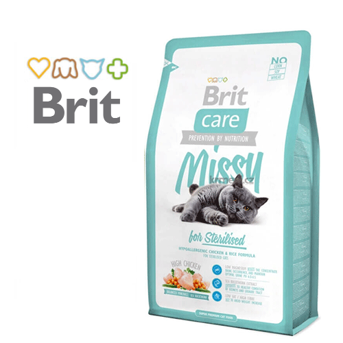 BRIT CARE MISSY STERILISED CAT