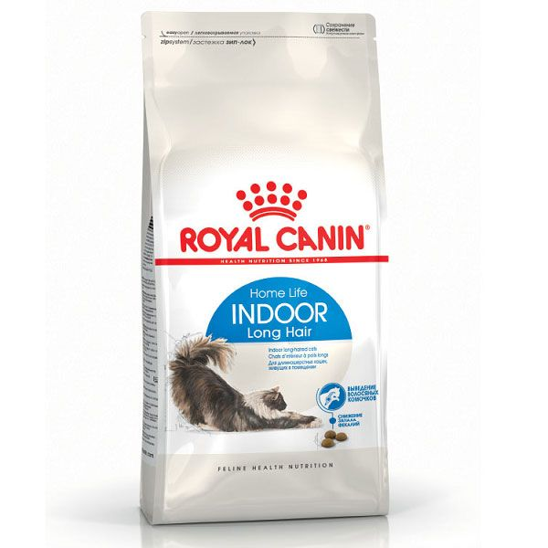 ROYAL CANIN INDOOR LONG HAIR FELINO