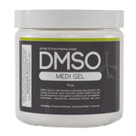 DMSO Dimethyl Sulfoxide Gel 99.995% Non Diluted, Low Odor Pharma Grade 1 lb.