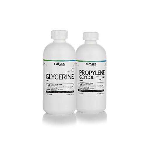2 Pint Kit - Vegetable Glycerin-Propylene Glycol 99.998%