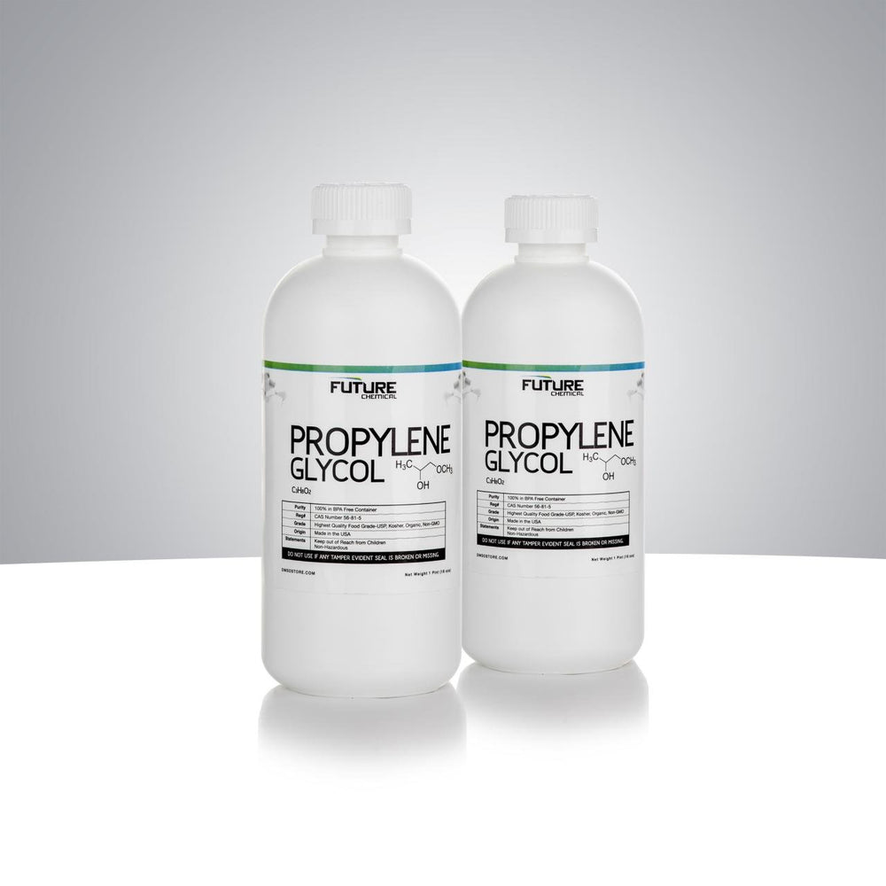 PROPYLENE GLYCOL 99.998% High Purity USP Grade 2 Pint (32 oz)