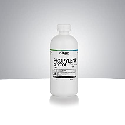PROPYLENE GLYCOL 99.998% High Purity USP Grade (16 oz)