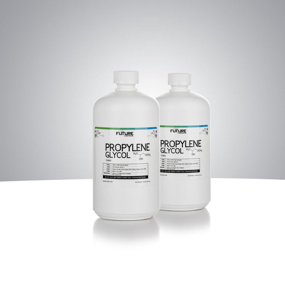 PROPYLENE GLYCOL 99.998% High Purity USP Grade 2 Quart (64 oz)