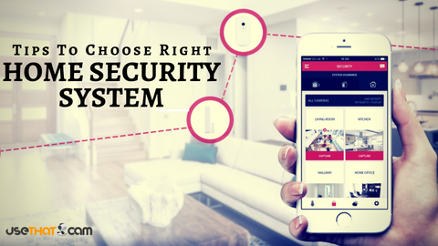 Tips for Choosing the Right Home Security Systems