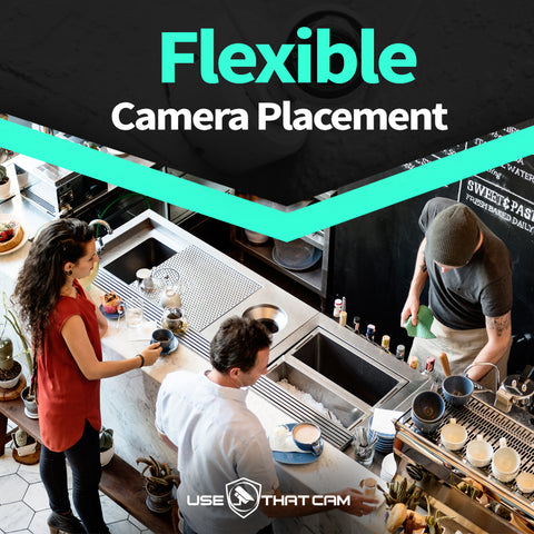 Flexible Camera Placement