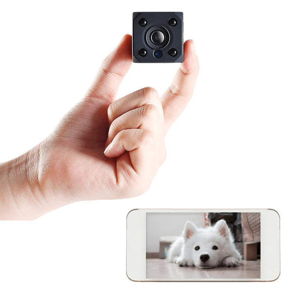 Mini IP Camera with Night Vision