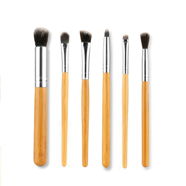 Bamboo Eye Brush Set