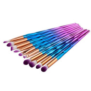 Pro Unicorn Eye Brush Set