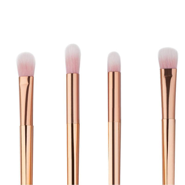 Rose Gold Lip Brush Set