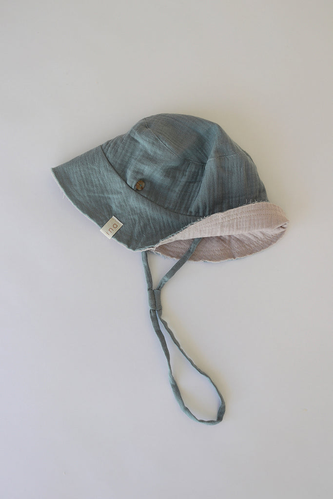 Ina Swim | The Creek Reversible Bucket Hat