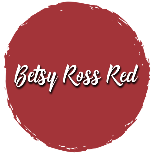 Betsy Ross Red