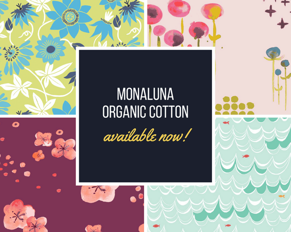Monaluna Organic Cotton