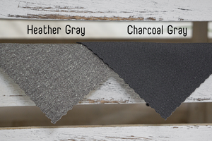 Canvas | Charcoal Gray