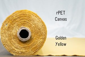 Canvas | Golden Yellow