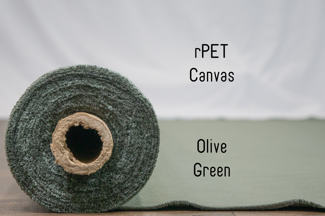 Canvas | Olive Green