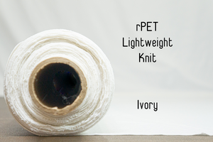 Lightweight Knit | Ivory