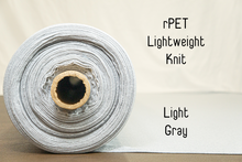 Lightweight Knit | Light Gray