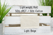 Lightweight Knit | Light Beige