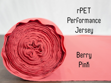 Performance Jersey | Berry Pink