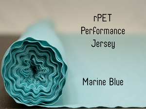 Performance Jersey | Marine Blue