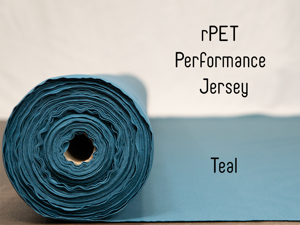 Performance Jersey | Teal