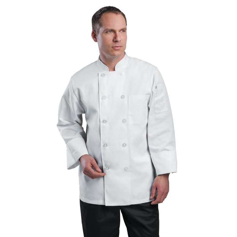 Chef Works Le Mans Chefs Jacket 3XL - A371-3XL