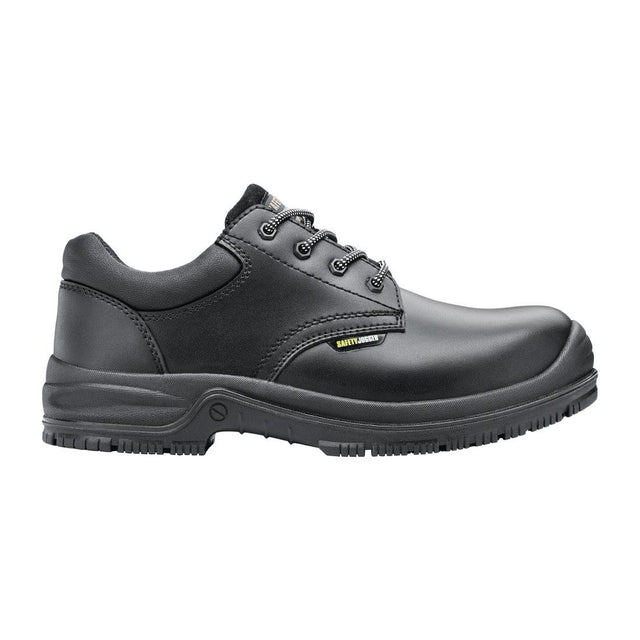 Shoes for Crews X111081 Safety Shoe Black Size 45 - BB596-45