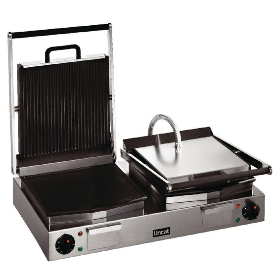Lincat Lynx 400 Electric Twin Panini Grill LPG2 - CD425