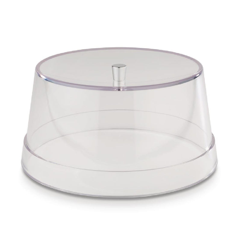 APS+ Bakery Tray Cover Clear 235mm - DE551