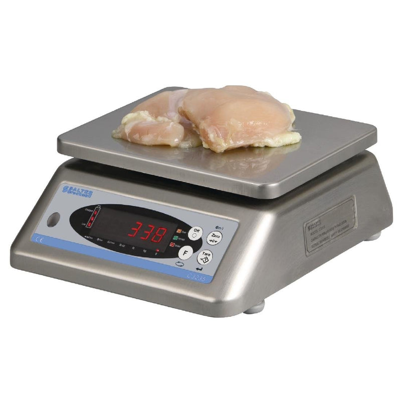 Salter Check Weigher Digital Scales 6kg - DP029