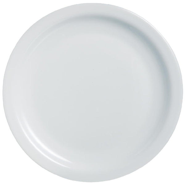Arcoroc Opal Hoteliere Narrow Rim Plates 193mm (Pack of 6) - DP062