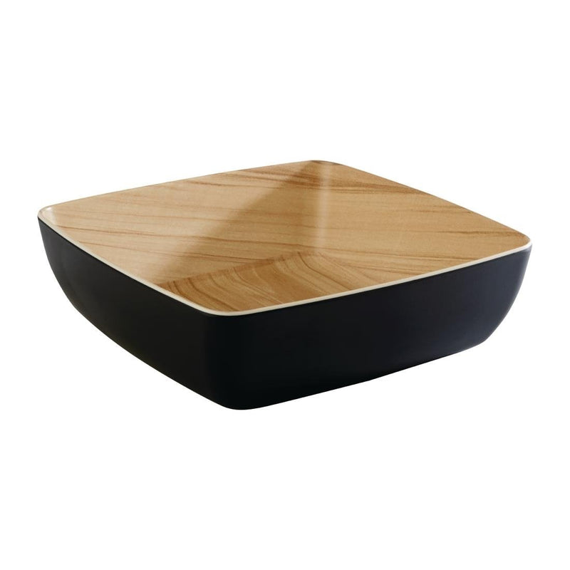 APS Frida Bowl 250mm Black - DW050
