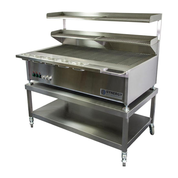 Synergy ST1300 Grill with Garnish Rail and Slow Cook Shelf - FD493