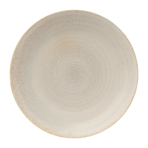 Royal Crown Derby Eco Stone Coupe Plate 300mm (Pack of 6) - FE077