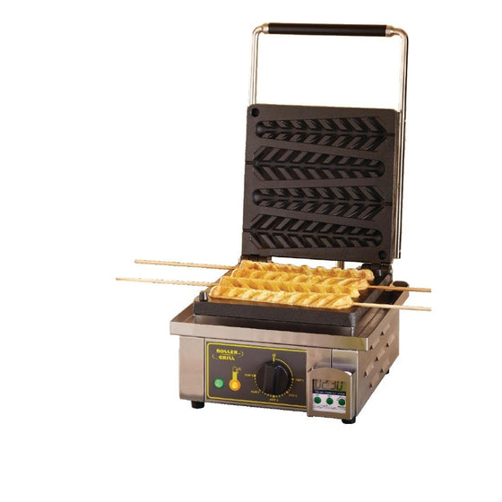 Roller Grill Corn Waffle Maker GES23 - GD343