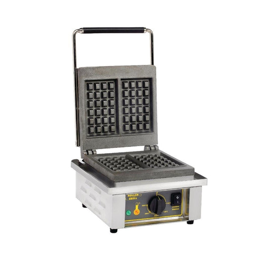 Roller Grill Single Belgian Waffle Maker GES20 - GD357