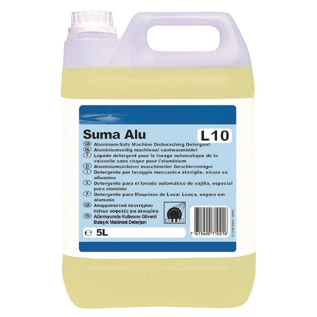 Suma Alu L10 Dishwasher Detergent Concentrate 5Ltr (2 Pack) - GG191