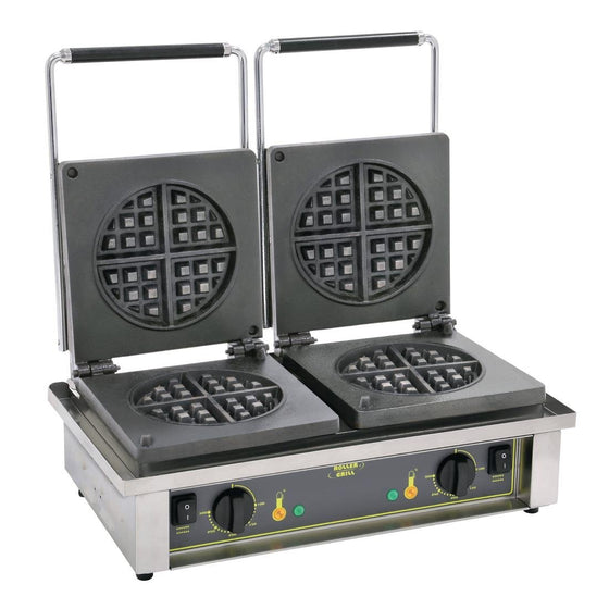 Roller Grill Round Waffle Maker GED75 - GP311